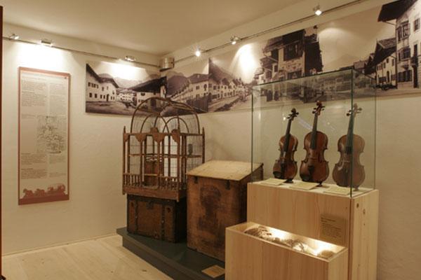 Mittenwald - Geigenbaumuseum