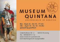 Künzing_Museum Quintana_Logo