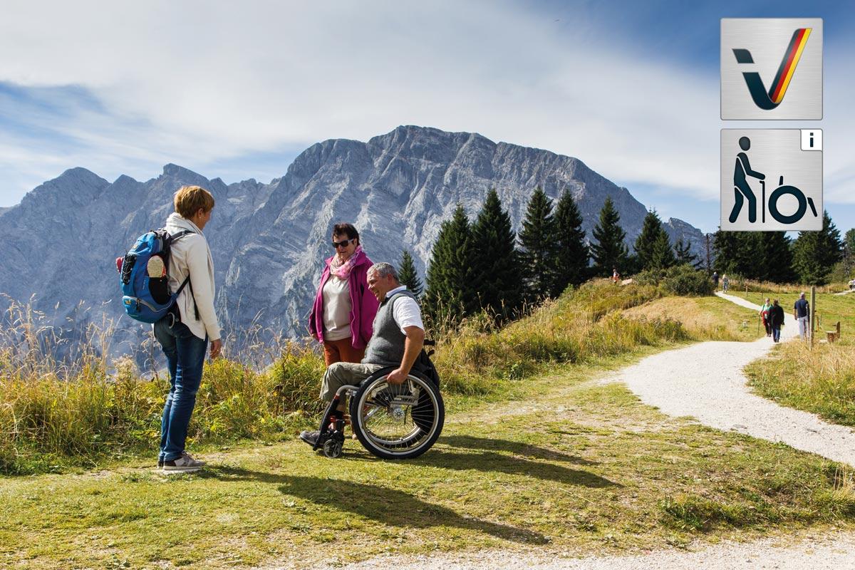 Berchtesgaden - Rossfeldstrasse