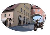 Piatschos<br />Rollerverleih Regensburg