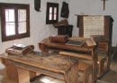 Schulmuseum Fronau<br />Landratsamt Cham - Kulturreferat -