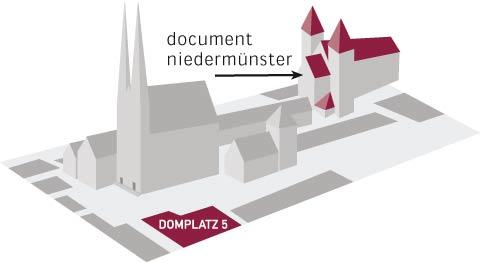 Lageplan - document niedermünster