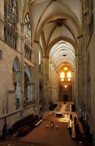 Dom St. Peter - Innenansicht
