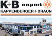 K+B expert Fachmarkt in Cham