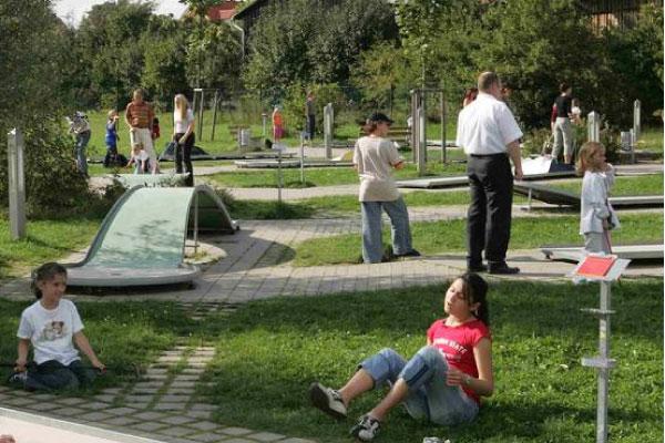 Wölpi's - Minigolfanlage im LGS Park