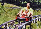 Grafenauer Bobbahn und Skilift Süß