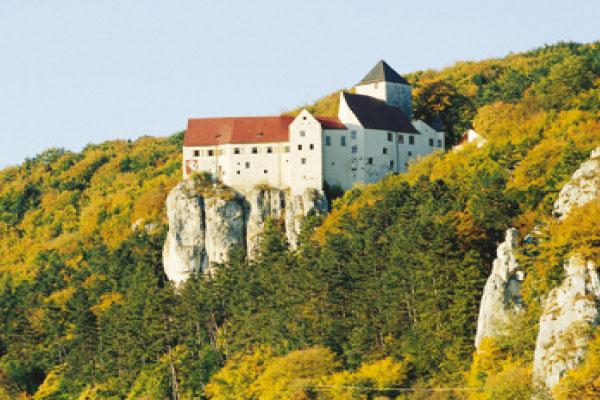 Burg Prunn in Riedenburg