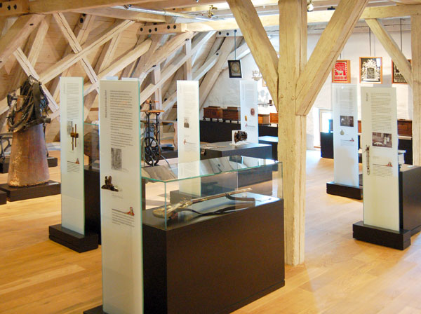 Stadtmuseum im Herzogskasten