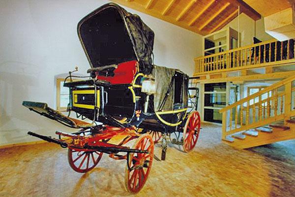 Rottach-Egern - Kutschen und Schlittenmuseum