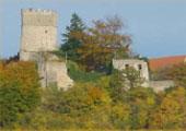 Burg Randeck – Gasthof <br />Ritterschänke