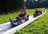 Blombergbahn - Sommerrodelbahn