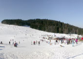Skilift Grün Maibrunn