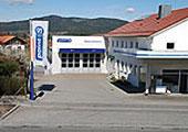 BFT Eckmann - Tankstelle