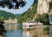 Personenschifffahrt im <br />Donau- und Altmühltal