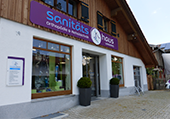 Sanitätshaus Lenggries<br />Orthopädie & Rehatechnik